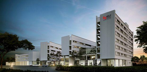 HELP University's (HU) new campus at Subang 2