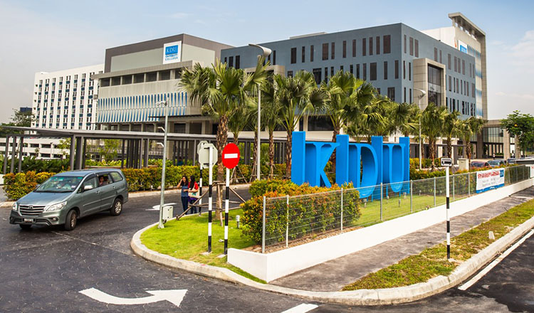 University of Wollongong (UOW) Malaysia KDU purpose built campus