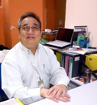 Associate Professor Dr. Ngerng Miang Hong Ph.D, Head of Department, Actuarial Science & Applied Statistics at UCSI University