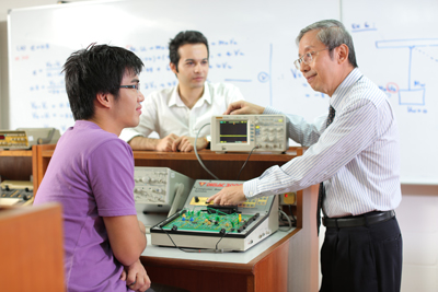 The engineering labs at First City University College are well-equipped to meet the stringent requirements of MQA