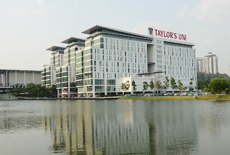 Taylors University offers a conducive environment for students to excel in their studies