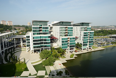 The beautiful 27-acre Taylor's Lakeside Campus will provide all the right conditions for a vibrant exchange between academic, commercial, social and leisure activities for top students