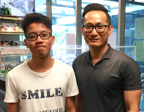 My mom contacted EduSpiral to ask his advise with regard to my results & where to study. He met us at the university to guide us and even obtained a partial scholarship for me. Ignatius, Mechatronic Engineering at Asia Pacific University