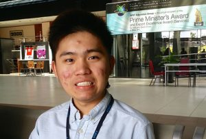 """""""I met EduSpiral after SPM and obtained a lot of information & good advise. Although Asia Pacific University is famous for IT but I found out that they have a solid accounting programme and I can get a UK degree."""" Julian Hum, Graduated in Accounting from Asia Pacific University (APU)."""
