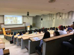 Lecture Hall at Multimedia University (MMU) Melaka