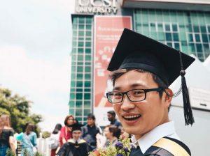 Biotechnology Graduate from UCSI University