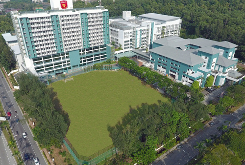 Established in 1990 by the First Nationwide Group, First City University College has an impressive purpose-designed, fully equipped campus with sports and recreational facilities, and located on a 13-acre site within Bandar Utama