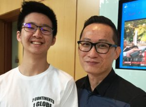 was confused about what to study & didn't want to do what my dad was working as because he was so busy. My mum asked EduSpiral to advise me. He showed my that I am different from my dad & helped me to make the right choice. Chong Han, Foundation in Engineering at Taylor's University