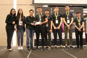 Asia Pacific University (APU) students win the KPMG Cyber Challenge 2018